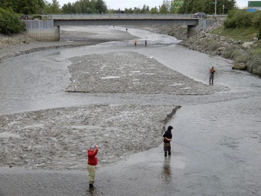 Ship Creek Anchorage