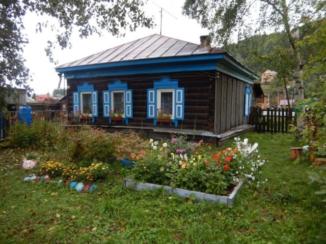 Listvjanka, Baikal, Sibirien