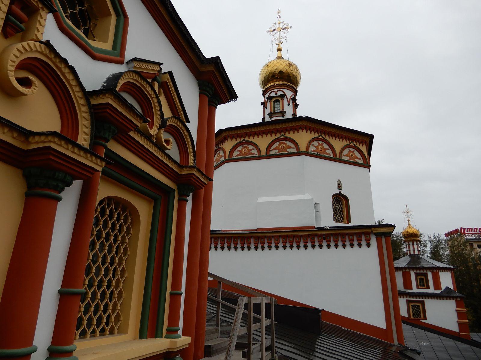 Erlöserkathedrale Irkutsk