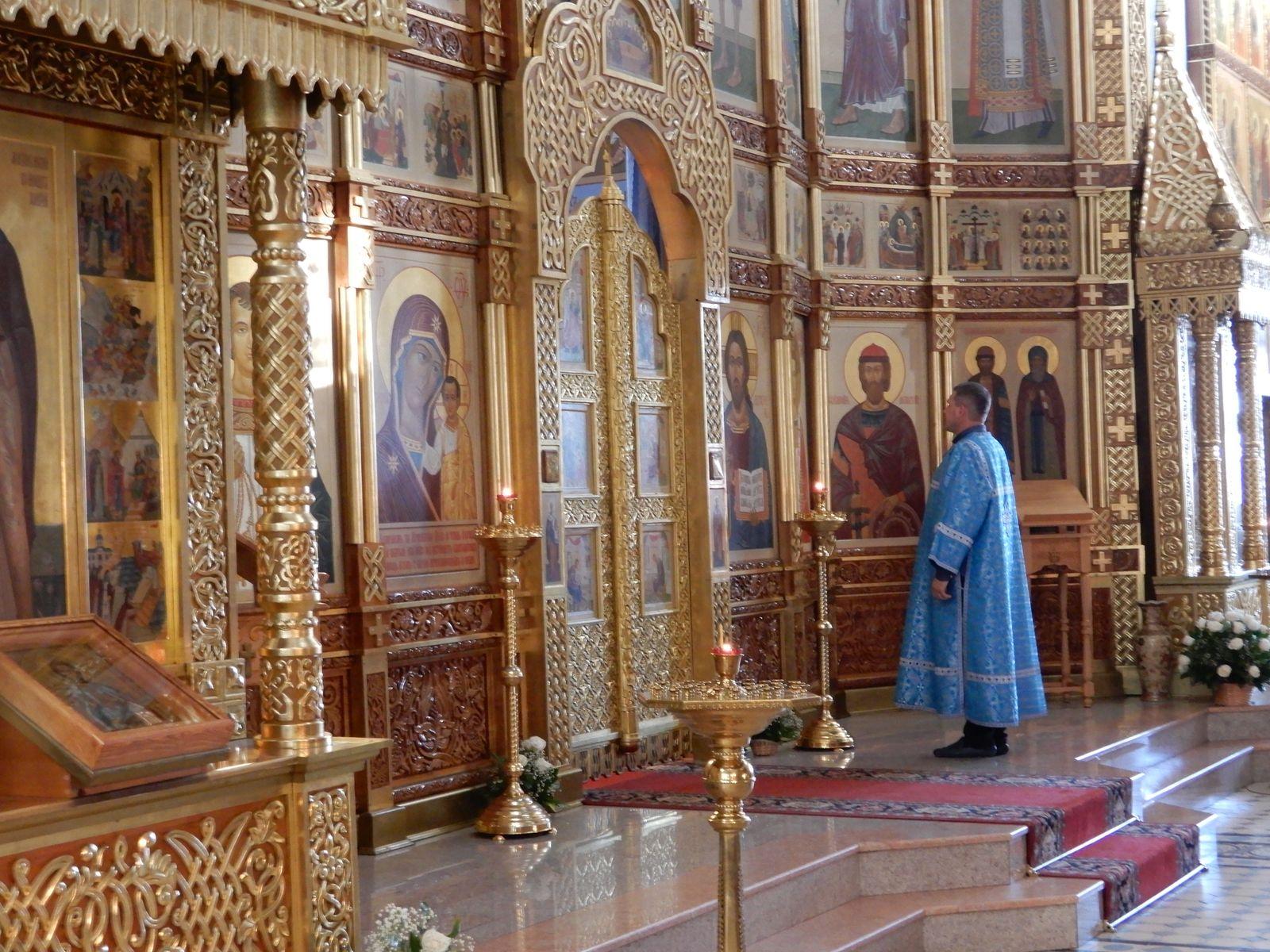 Alexander Nevsky Kathedrale