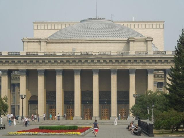 Opernhaus Novosibirsk