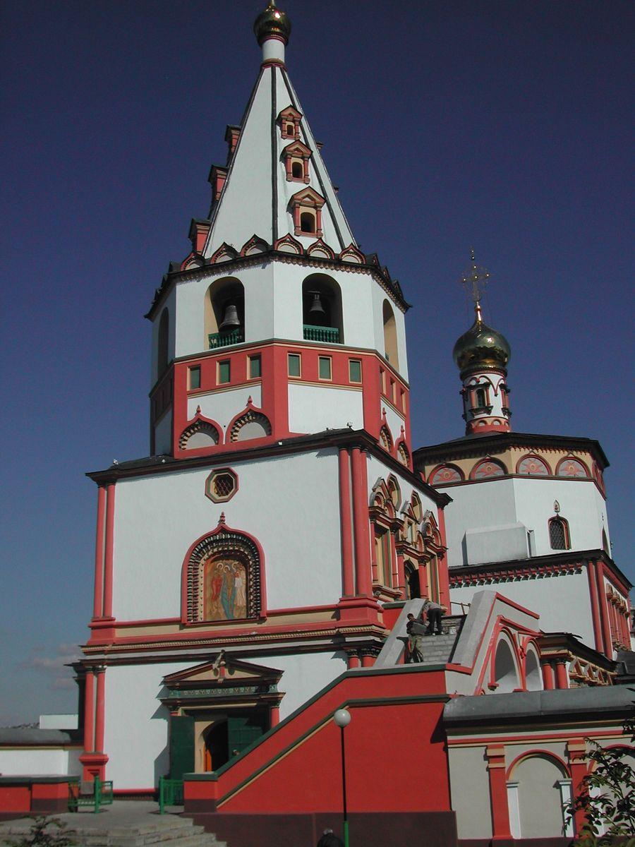 Maria Erlöserkirche in Irkutsk