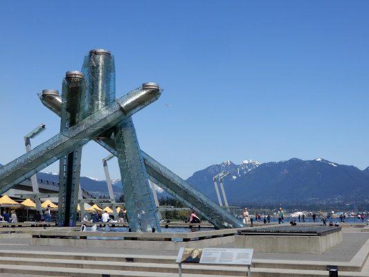Olympiastadt Vancouver