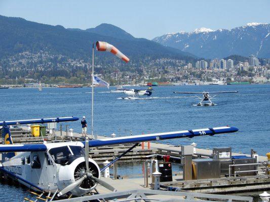 Seaplane Harbour, Vancouver