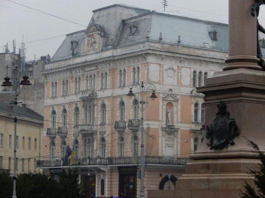 Hotel George in Lviv