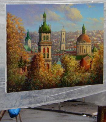 Lviv Flohmarkt