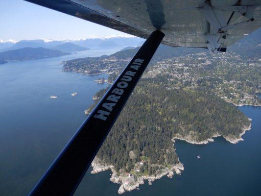 Vancouver Rundflug